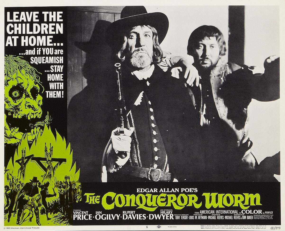 Conquerer Worm Lobby Card