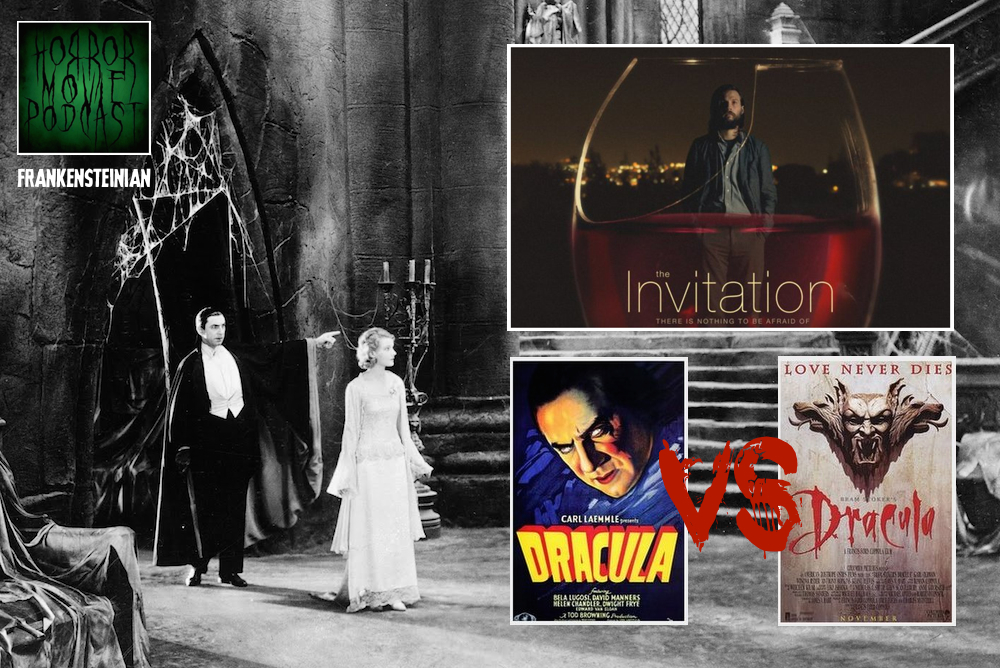 HMP The Invitation Dracula