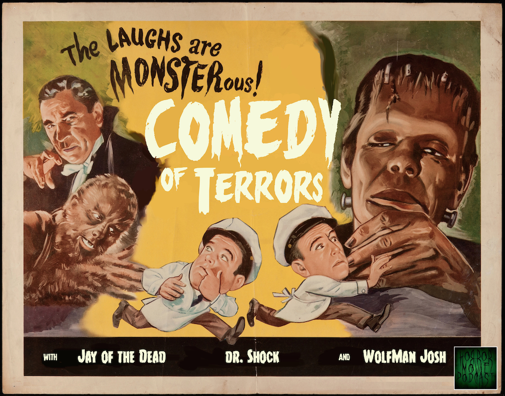 Horror Comedies Ep 087