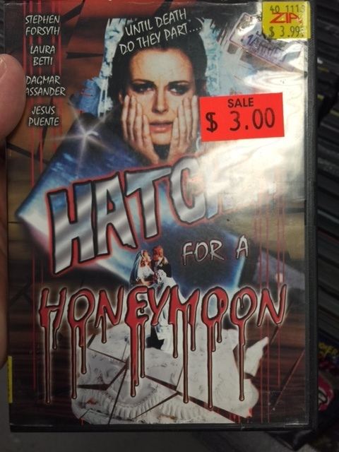 Kagan at Zia Records - Hatchet for a Honeymoon