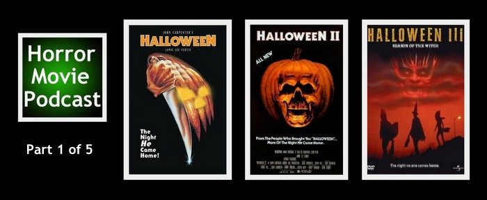 6bfe97940 It has been 13 months in the making, but finally as promised, here is the  HORROR MOVIE PODCAST HALLOWEEN EXTRAVAGANZA… It's a five-part series, ...
