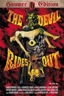 The Devil Rides Out Artwork