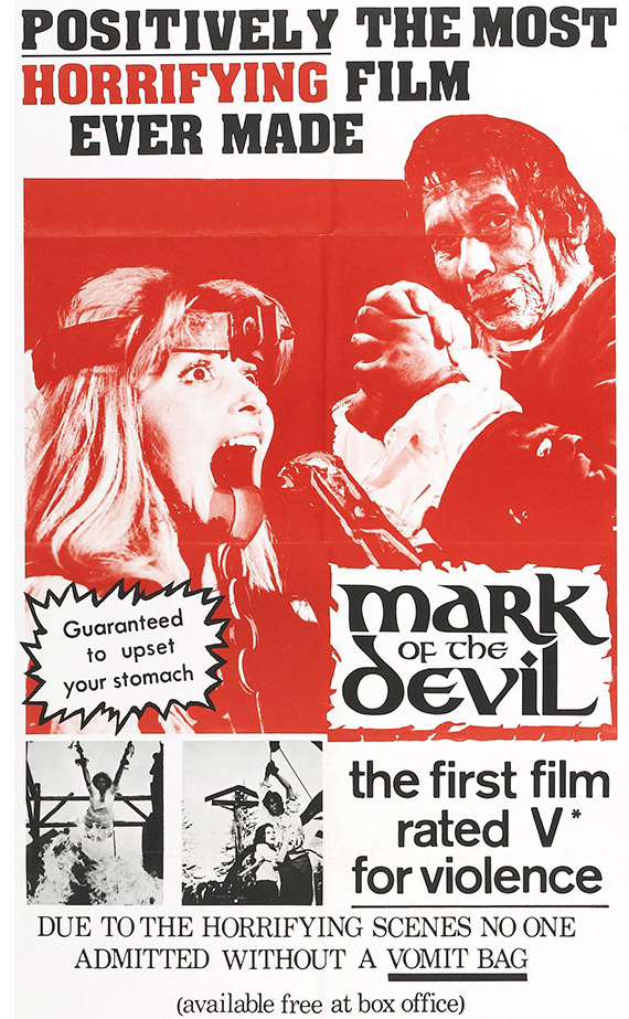 Mark of the Devil Below the Fold
