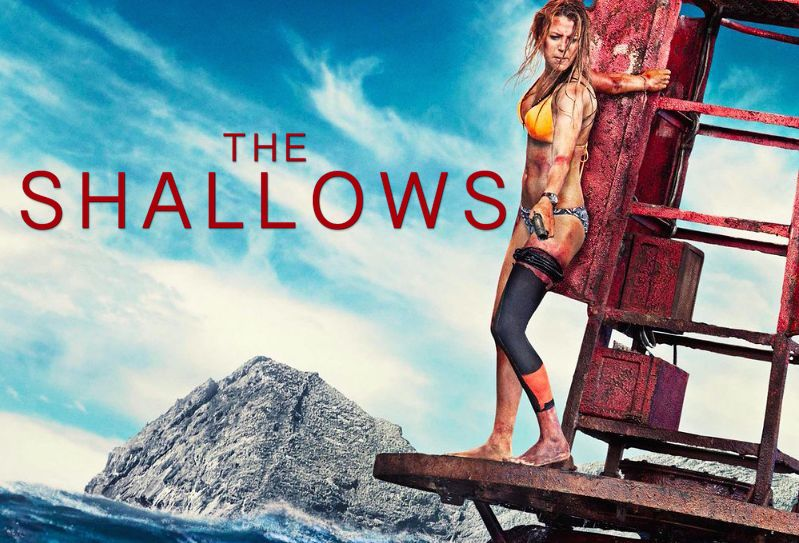 Horror Movie Podcast Ep 092 The Shallows 2016 And
