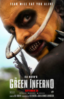 The Green Inferno 2015