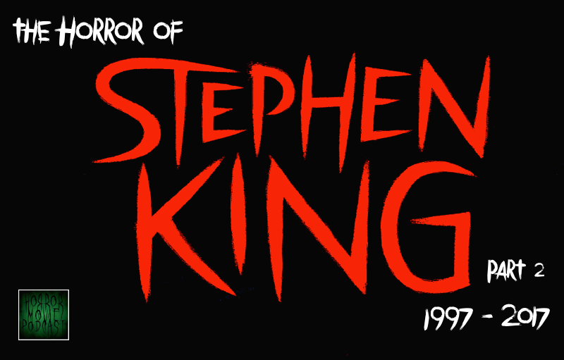 HMP Stephen King Horror Part 2