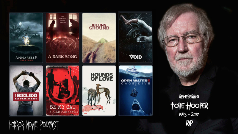 Horror Movie Podcast Ep  126: Annabelle: Creation (2017) and
