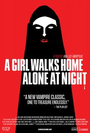 31 Days of Halloween - A Girl Walks Home Alone at Night 2014