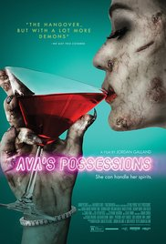 31 Days of Halloween - Ava's Possessions 2015