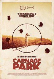 31 Days of Halloween - Carnage Park 2016