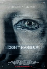 31 Days of Halloween - Don't Hang Up (2016)