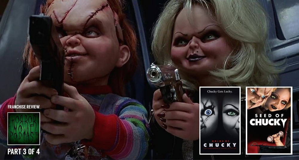 HMP Bride of Chucky Art