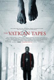31 Days of Halloween - The Vatican Tapes 2015