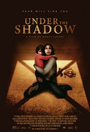 31 Days of Halloween - Under the Shadow 2016