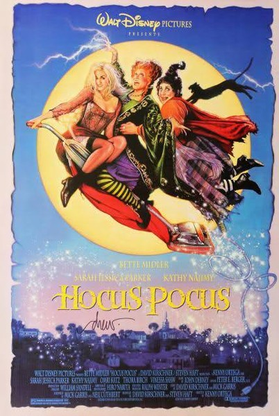 31 Days of Halloween — Day 4: Hocus Pocus (1993) – 25 Years Later — by  Kagan Breitenbach | Horror Movie Podcast