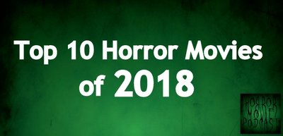HMP Top 10 Horror of 2018