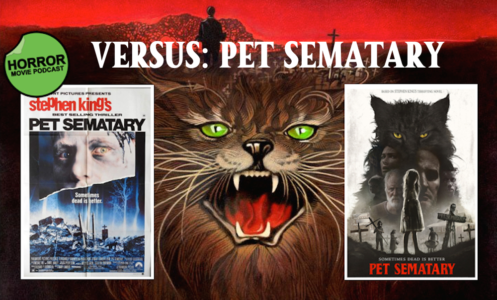 HMP 172 Pet Sematary Matt Greenberg Art